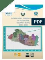 Proyecciones Urbano Rural