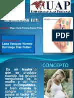 Eritroblastosis Fetal Diapos