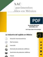 AMAAC y Los Pavimentos Flexibles de Mexico 20 - 30