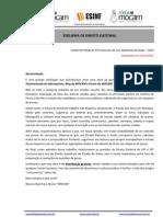 Esquema de Direito Eleitoral Esinf e Blog Do Mocam 4134178