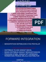Ke-4 Variasi Strategi