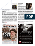 Roscoe Mitchell review from June 2013 issue of Down Beat Magazine.