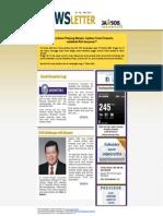 Newsletter Jaminan Sosial Edisi 56 | Mei 2013