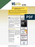 Newsletter Jaminan Sosial Edisi 53 | April 2013