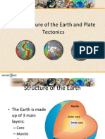 Earth & Plates Tectonics