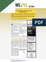 Newsletter Jaminan Sosial Edisi 52 | Februari 2013