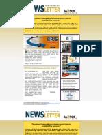 Newsletter Jaminan Sosial Edisi 49 | Desember 2012