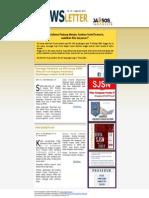 Newsletter Jaminan Sosial Edisi 47 | Agustus 2012
