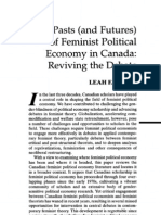 The Pasts (and Futures) of Feminist Political Economy in Canada