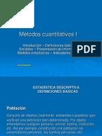 Estadistica_aplicada a Los Proyectos de Inversion