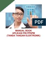 Manual Book Aplikasi PIN PPSPM