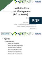 Asset Flow