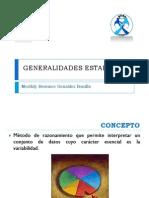 6. ESTADISTICA GENERALIDADES