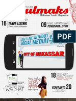 Soulmaks Edisi Maret 2013