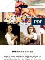 Marvels of Typology, Allegories and Providences Through Bible Numerics