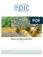 Daily i Forex Report1 AUG 2013