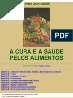 A Cura e a Saude Pelos Alimentos- Cap. 1