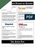 Circumcision Headlines