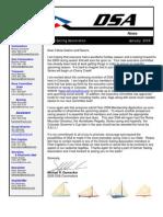 2009 01 Jan Newsletter