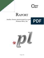 Raport Domain Silver PL