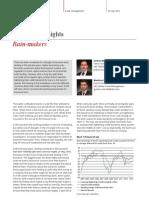 Economist Insights 2013 07 29