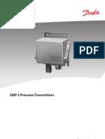 Emp2 Box Pressure Transmitter
