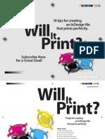 Will It Print