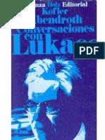 131832195 Conversaciones Con Lukacs