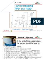 The Art of Reading PFD and P&ID.ppt