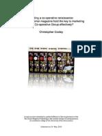Magazine Publishing Dissertation