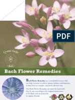 Bach Flower Remedy Leaflet