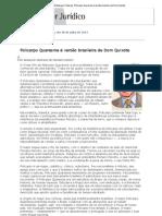 Conjur - Embargos Culturais_ Policarpo Quaresma é versão brasileira de Dom Quixote
