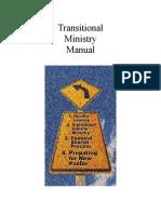 Interim Ministry Manual