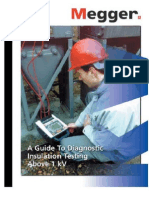 A Guide to Diagnostic Insulation Testing Above 1 kV