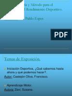 Power Point. Pablo Esper