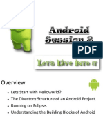 Android Session 2