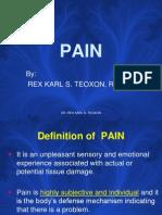 Pain - Skills