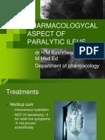 Tinjauan Farmakologi Ileus Paralitik1