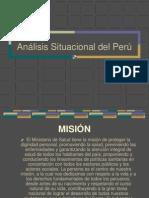 Análisis Situacional del Perú