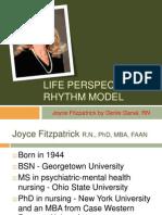 Life PerspectiVe Rhythm ModeL