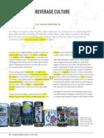 Food and Berverage Culture Japan