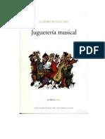 Ruvalcaba Eusebio Jugueteria Musical