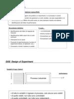 Slide - DOE Fondamenti