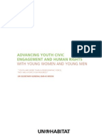 Advancing Youth Civic Engagement and Human Rights