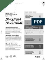 Onkyo Dvd Dv-sp404.404e Fsi A