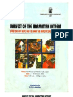 Harvest of the Harmattan Retreat, Exhibition Catalogue
