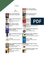 Livros sobre Drogas.doc