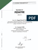 Esentialul in Pediatrie - Ciofu