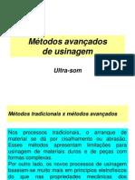 Métodos avançados - Utra-som