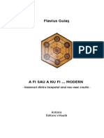 Flavius Guias- A Fi Sau a Nu Fi...Modern